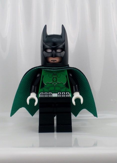 Green LEGO Batman by Ryder Stewart on Pinterest