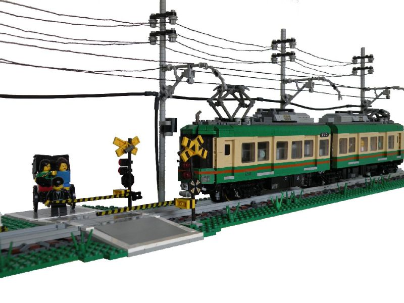 LEGO Enoden series 1000 train